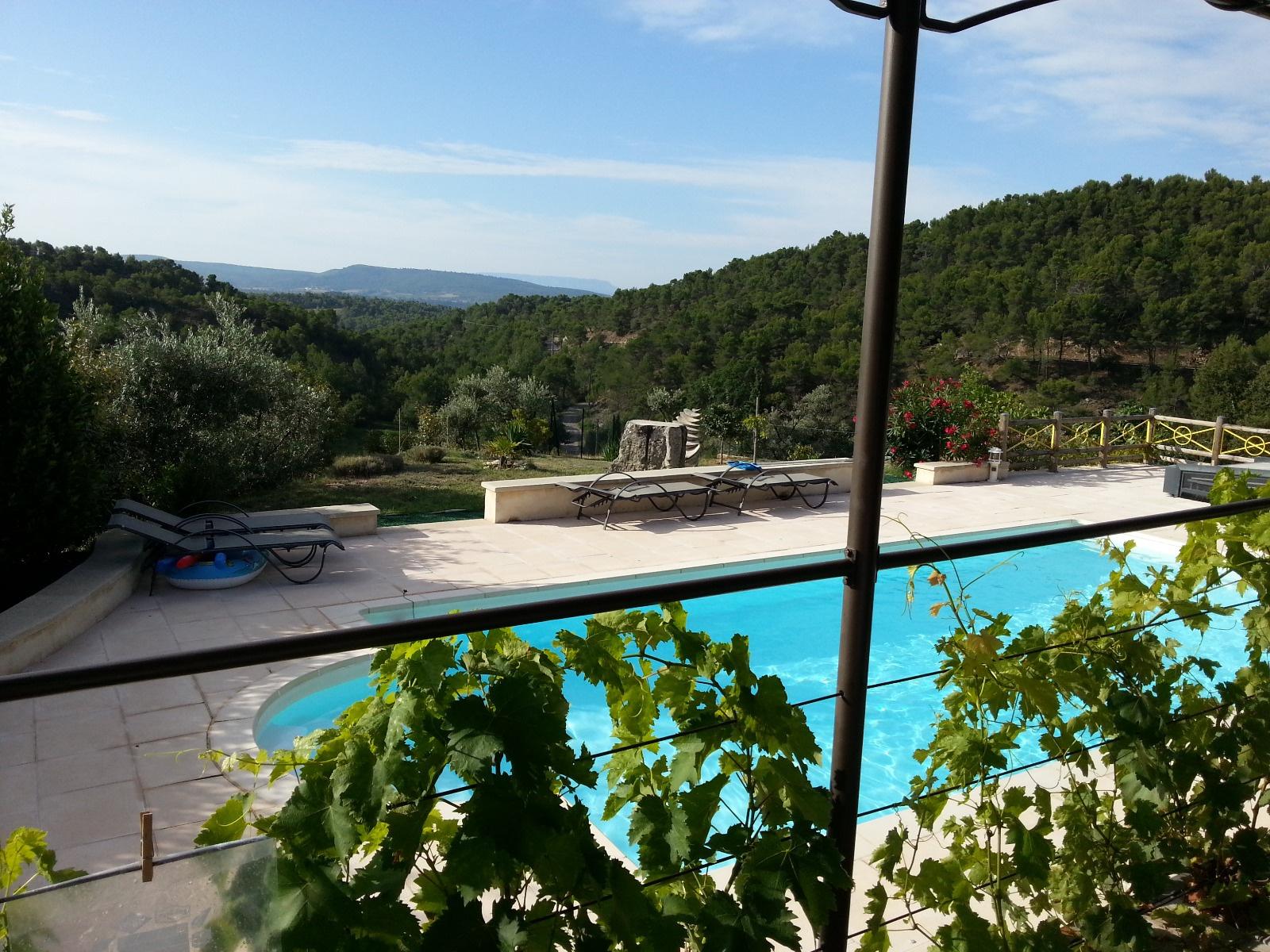 Location de vacances Villa La Tour-d'Aigues 84240