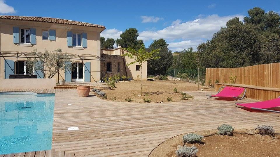 Location de vacances Villa La Bastide-des-Jourdans 84240
